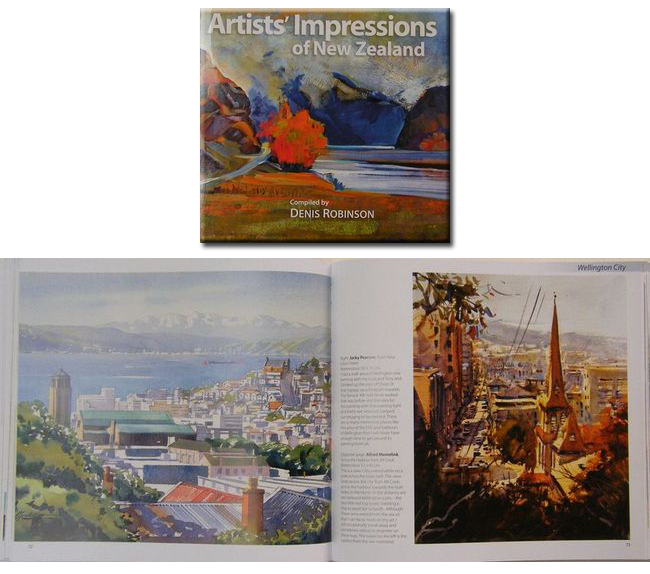 Artists' Impressions of New Zealand - 2011